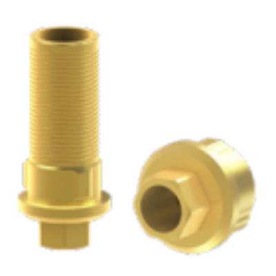 titán bázis elfordulásgátlós - 2,5 mm szulkusz