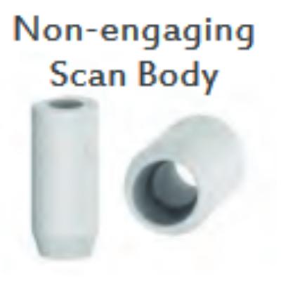 CAD/CAM technikához szkennelő kulcs