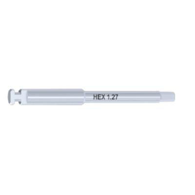 1.27 Hex csavarhúzó 18 mm