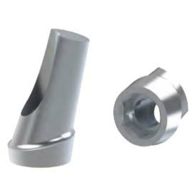 15° fokos szögkorrekciós implantátum felépítmény 2mm szulkusz
