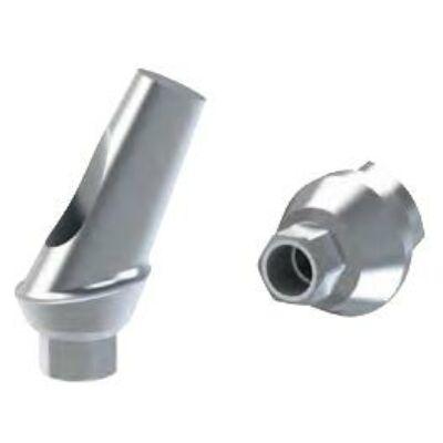 25° fokos szögkorrekciós implantátum felépítmény 2mm szulkusz