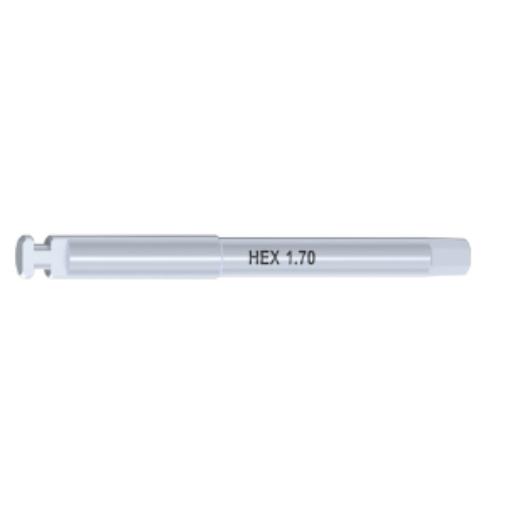 1.70 Hex csavarhúzó 18 mm
